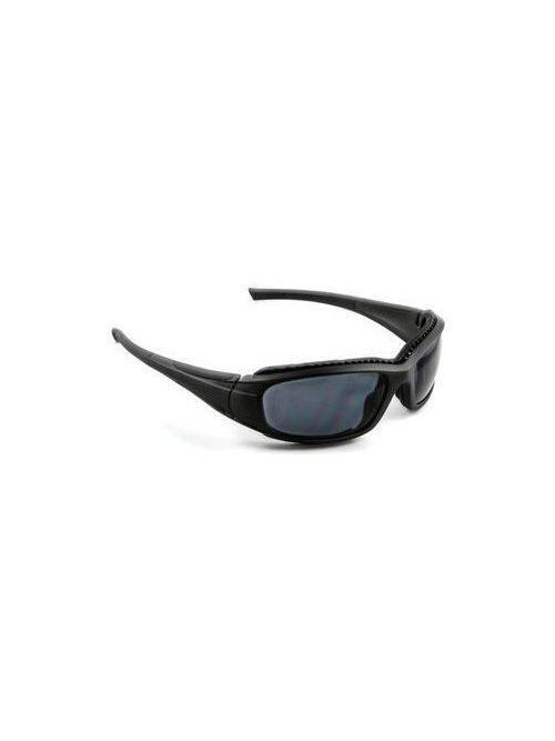 3M SS1502AF-B Black Frame Gray Anti-Fog Lens 10/Case Safety Sunwear
