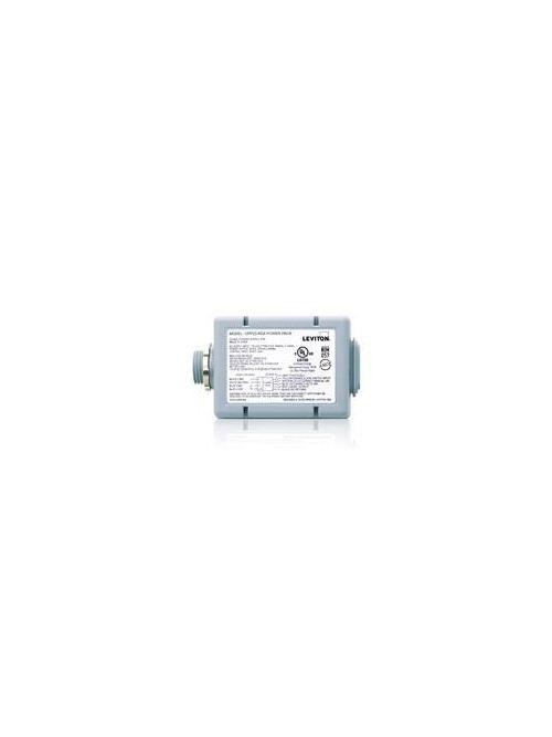 Leviton OPP20-D1 120/208/220/230/240/277 VAC 20 Amp Gray Standard Occupancy Sensor Power Pack