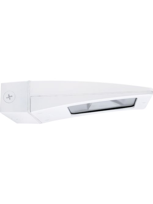RAB WPLED13W 13 W 120/208/240/277 Volt 16 x 4-3/4 x 2-3/8 Inch Cool White LED Wall Pack