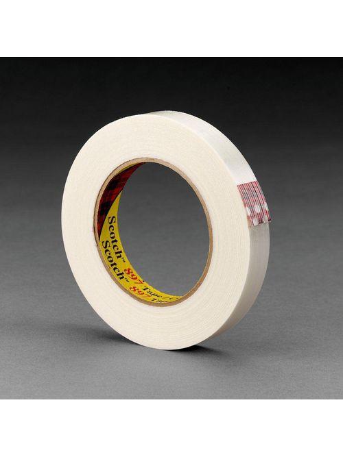 3M 897-24X55 36 Roll/Case Scotch Filament Tape