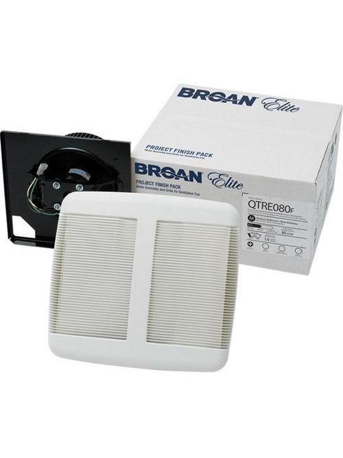BROAN QTR050F 50 CFM, 0.4 Sones, Fa