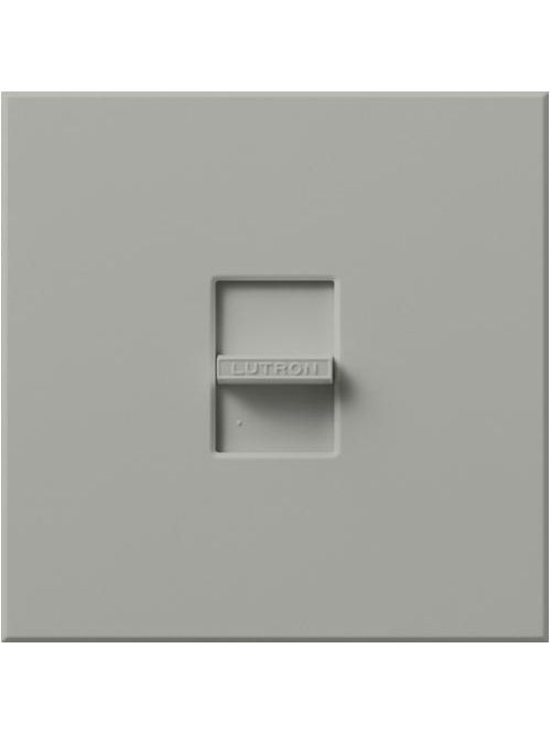 Lutron Electronics N-1500-GR 1500 W 120 Volt Gray 1-Pole Incandescent/Halogen Slide Dimmer