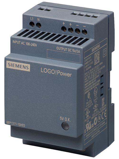 S-A 6EP13111SH03 LOGO 5V, 3A POWER
