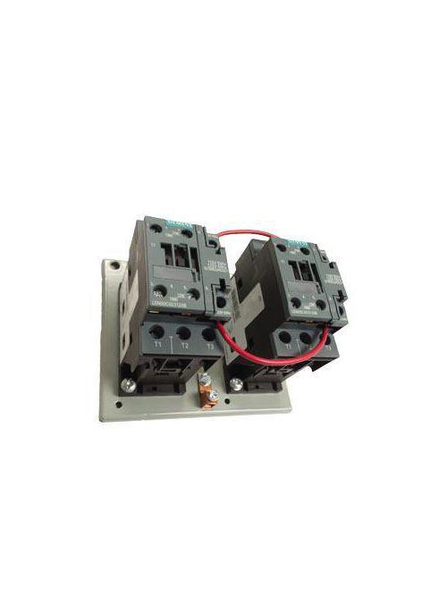 Siemens Industry LEN00C006120B 110/120 VAC 6-Pole 6NO Open Electrically Held Lighting Contactor