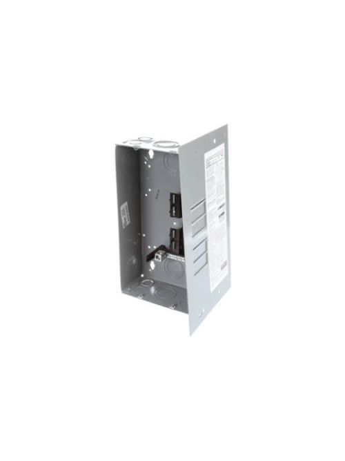 Siemens Industry WP3311RJB 125/300 Amp 3-Position 5-Jaw Ringless Horn Bypass Meter Center with Cover