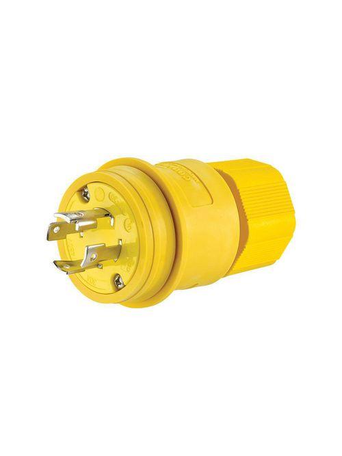 EWD L1930PW Plug WT 30A 277/480V 3P