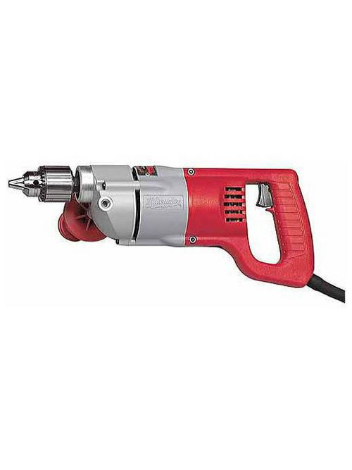 "Milwaukee 1101-1 1/2"" D-handle Drill 500 RPM"