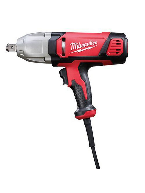 """Milwaukee 9075-20 3/4"""" Square Drive Impact Wrench with Rocker Switch and Friction Ring Socket Retention"""