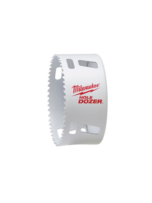 "Milwaukee 49-56-0213 4"" HOLE DOZER™ Bi-Metal Hole Saw"