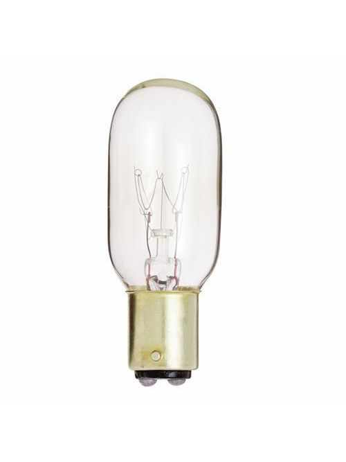 SATCO S3909 25T8DC CLEAR 130V