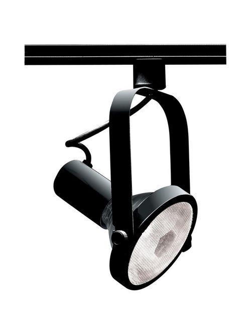 SATCO TH225 BLACK PAR38 GIMBAL RING