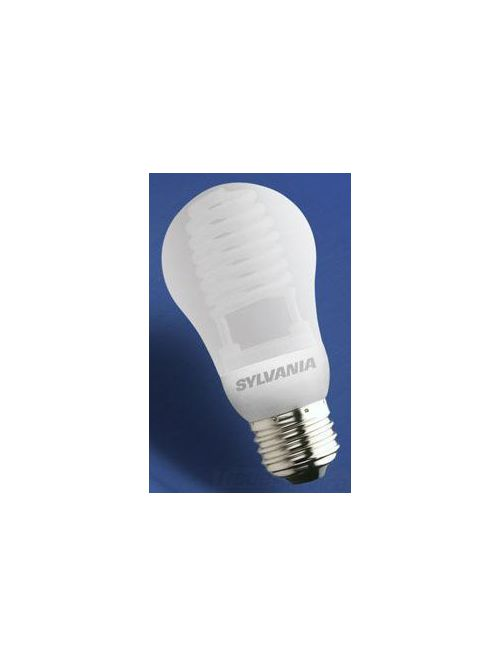 Sylvania Dulux 29743 5 W 82 CRI 2700 K 200 lm Medium Base A15 Dimmable Electronic Compact Fluorescent Lamp