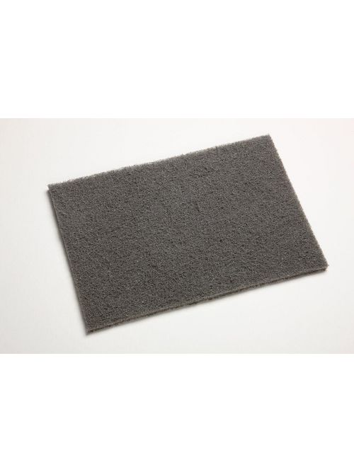 3M 7448 Light Gray/Fine 60/Case Cleaning Pads