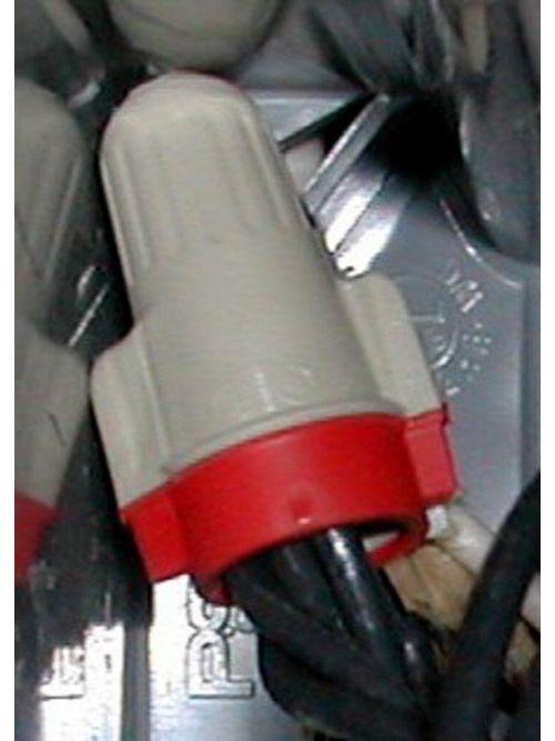3M T/R+JUG 750/Jug Super Tan/Red Connector