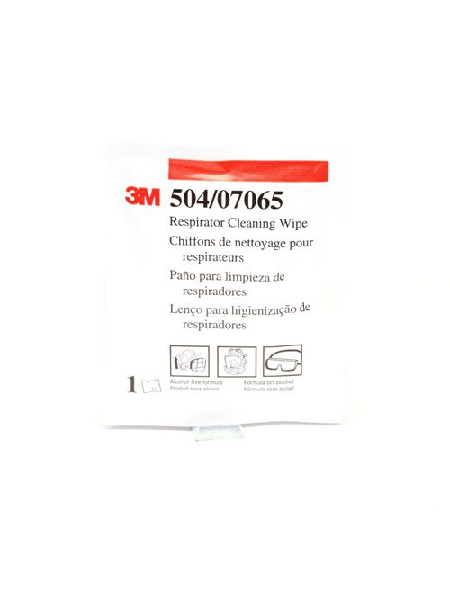 3M 504 500/Case Respirator Cleaning Wipe