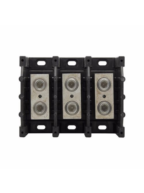 Bussmann Series 16303-3 Power Terminal Block