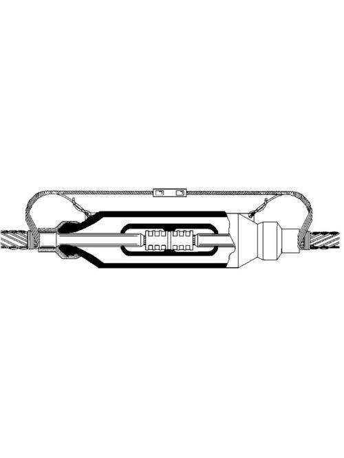 3M 5408-CI-750 Molded Rubber 15 kV Inline Splice Kits