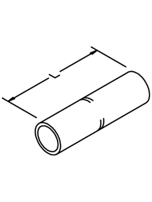 3M 10009 Copper Standard Barrel Connector
