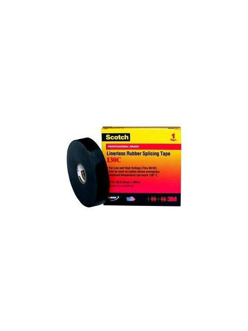 3M 130C-1-1/2x30FT Linerless Rubber Tape