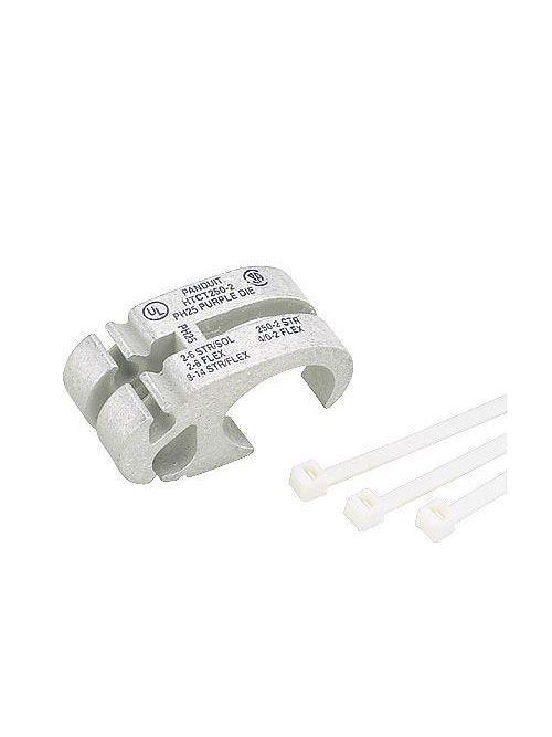 Panduit HTCT6X-6X-1 Copper Compression H-Tap
