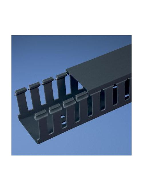 PAN G4X3BL6 Wide Slot Duct, PVC, 4x