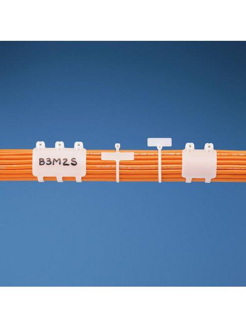 PAN BM2S-C MrkrTie,Wrap,8L,Std,Nyl,