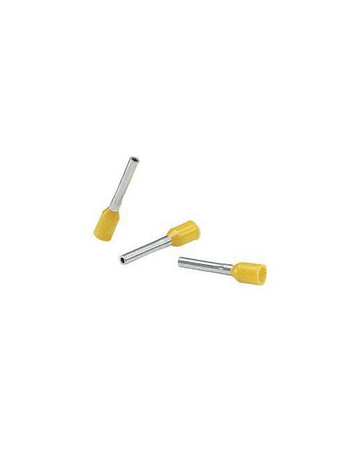 Panduit FSD72-8-D 26 AWG Single Wire Insulated Ferrule