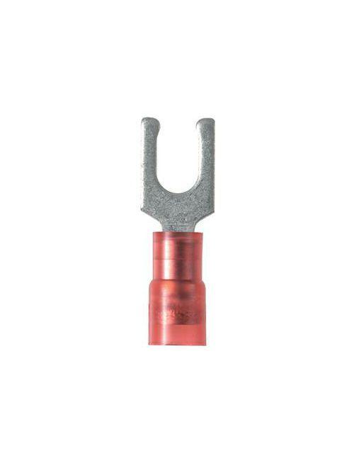 Panduit PN18-6LF-C Nylon Insulated Locking Fork Terminal