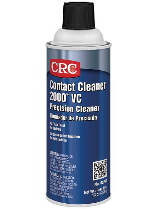 CRC 02240 CONTACT CLEANER 2000 VC
