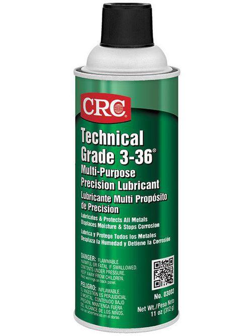 CRC Industries 03003 Technical Grade 3-36 Multi-Purpose Precision Lubricant