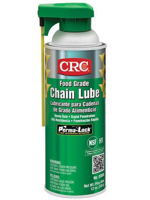 CRC Industries 03055 16 oz Aerosol Food Grade Chain Lube