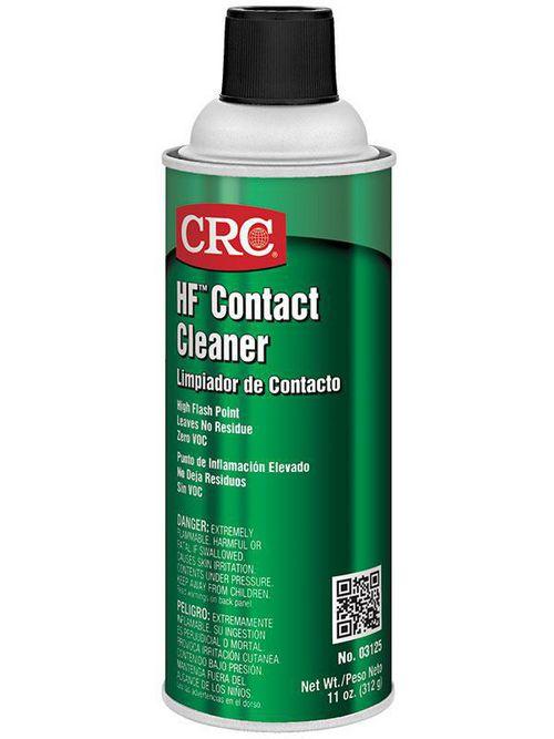 CRC Industries 03125 16 oz Aerosol Contact Cleaner