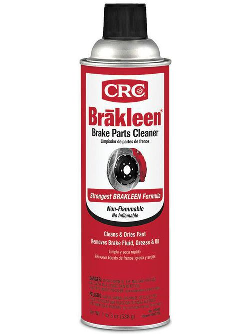 CRC Industries 05089 20 oz Aerosol Brake Part Cleaner