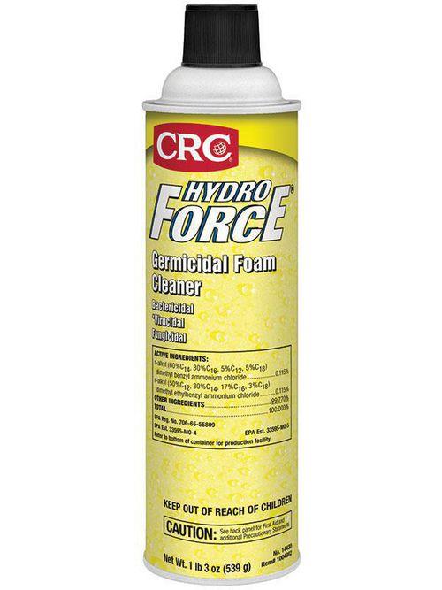 CRC 14430 20 OZ AEROSOL GERMICIDALFOAM CLEANER