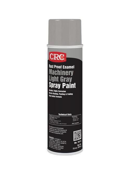 CRC Industries 18114 20 oz Aerosol Gray Liquid Rust Proof Enamel Spray Paint