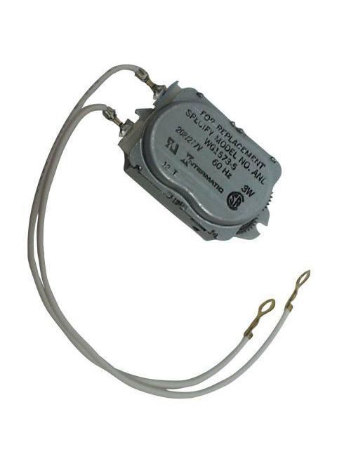 Intermatic WG1573-10D 208 to 277 VAC 60 Hz Mechanical Timer Switch Motor