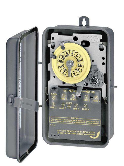 INT-MAT T1205R NEMA 3R - Steel Case