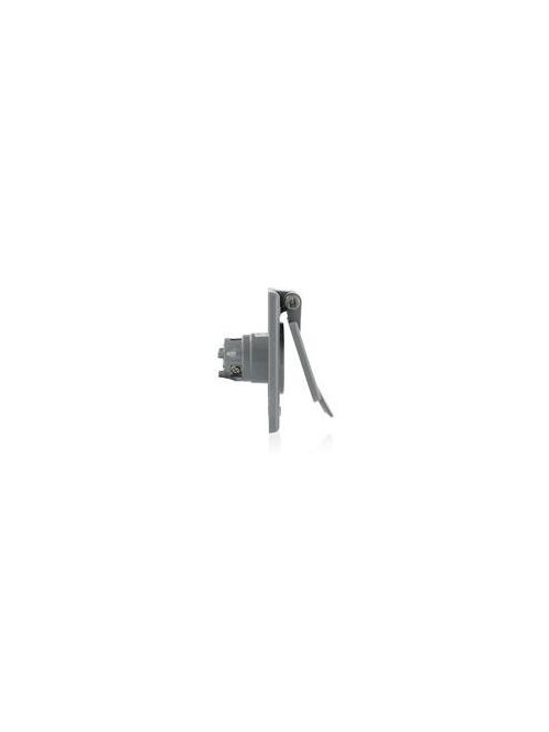 LEV 5279-CWP GY OUTLET FLNG/COVER W