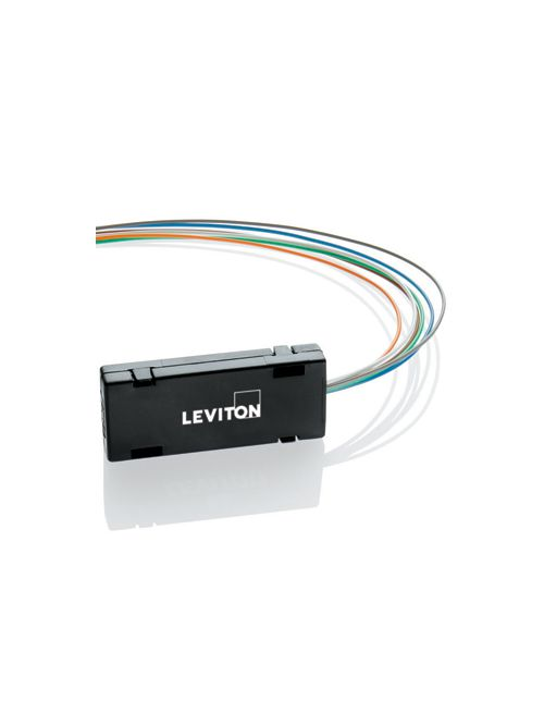 Leviton 49887-6S 24 Inch ABS Plastic Fiber Optic Fan Out Kit