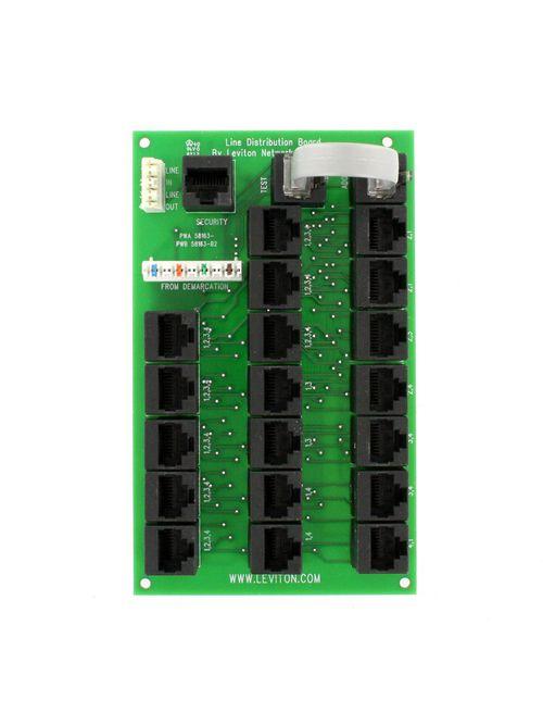LEV 47603-TDM SMC BOARD EXP TLDM