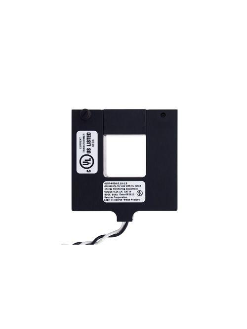 Leviton CTD02-K16 1 x 1 Inch 200 Amp Black Square Sub Metering Split Core Current Transformer