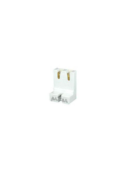 Leviton 13451-N Medium Base T8 Only Bi-Pin Fluorescent Lampholder