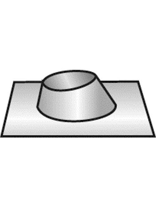 Minerallac 95012 3 Inch Bath Vent Standard Base Flashing