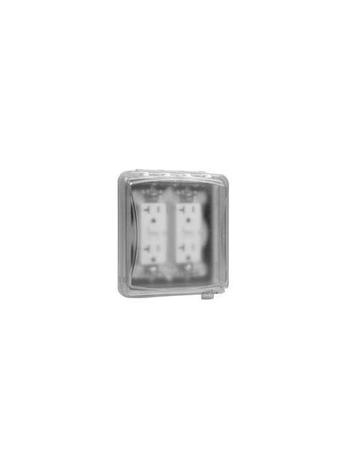 TayMac Corp MM1410C Weatherproof While-In-Use Device Cover