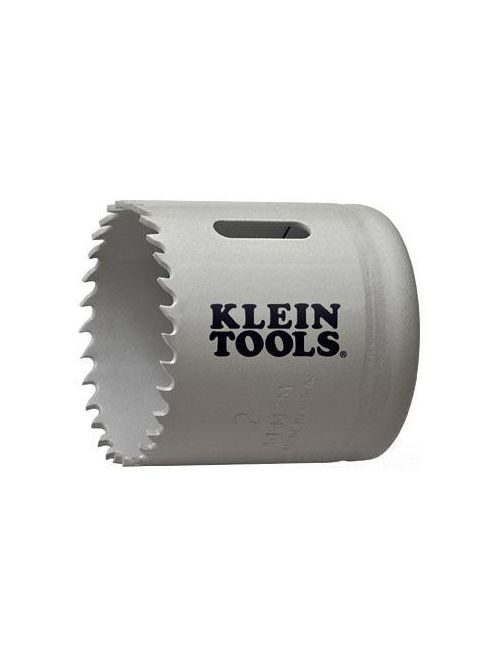 Klein Tools 31536 2-1/4 Inch Bi-Metal Variable Pitch Hole Saw