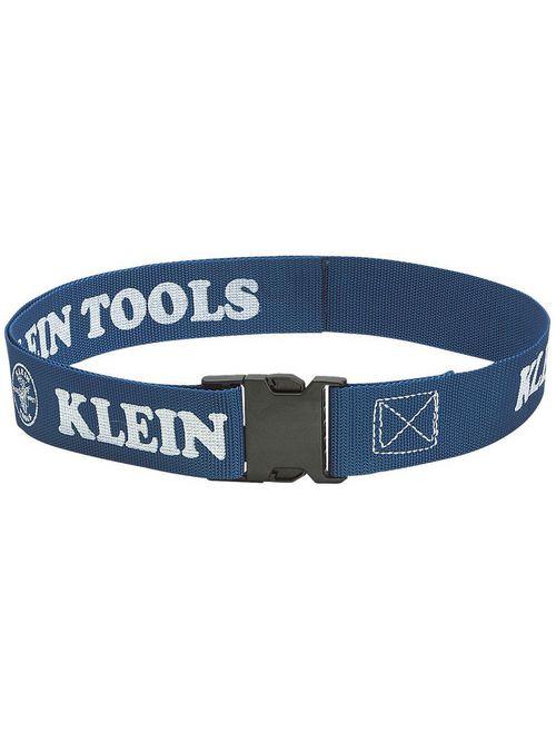 Klein 5204 2 Inch Blue Polypropylene Lightweight Utility Belt
