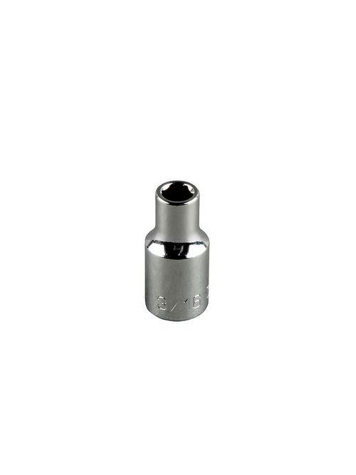 Klein Tools 65806 1/2 Inch 13/16 Inch Standard 12-Point Socket