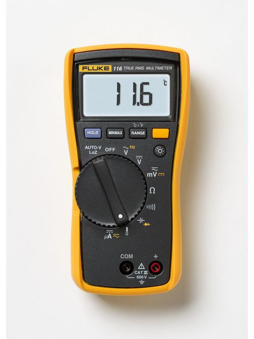 Fluke Electronics FLUKE-116 600 VAC/VDC Digital Multimeter