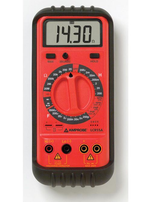 FLK LCR55A LCR METER WITH TRANSISTO