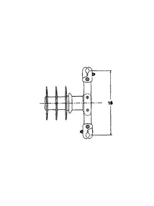HPS 2717243001 Clamp, Jumper Assy2-Cond